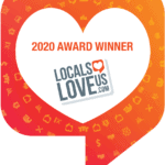 HHER Award - Locals Love Us.2020